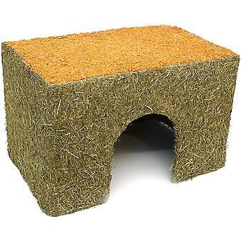 Naturals Jedlá mrkvová chata - velká (37x25x24cm)