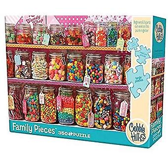 Cobble hill - candy counter - family puzzle
