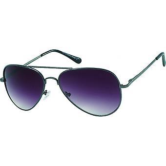 Aurinkolasit Unisex Pilot violetti/hopeanharmaa (20-176)
