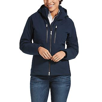 Ariat Veracity Womens Insulated H20 Jacket - Navy Blue