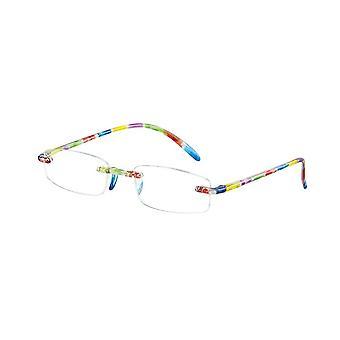 Óculos de Leitura Força de Memória Unissex +4.00 (le-0103F)