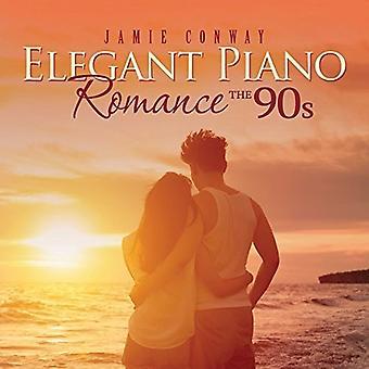 Jamie Conway - Elegant Piano Romance: The 90s [CD] USA import