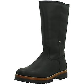 Panama Jack Boots Bambina B104 Zwart