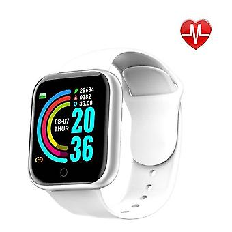 D20 Smart-bracelets Heart-rate-monitor Relojes-inteligentes Smartband For Ios/android Pulseira  Sleep Monitor-watch