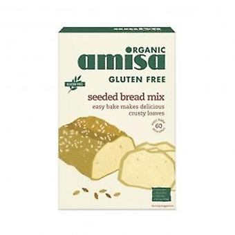 Amisa - Seeded Bread Mix Gluten Free 500g