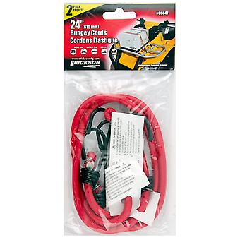 """Erickson 6647 Bungee 24"""" Cords - 2 Pack"""