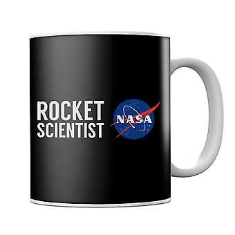 NASA Rocket Scientist Mug