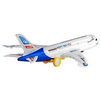 Spielzeugflugzeug mit Ton - 45 cm