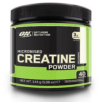 Optimum Nutrition Micronised Creatine Food Supplement Poudre
