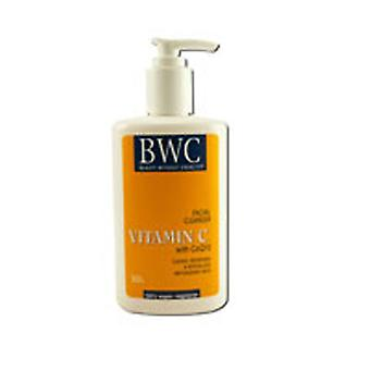 Beauty Without Cruelty Organic Vitamin C With Coq10 Facial Cleanser, 8.5 oz