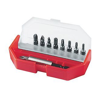 Stanley Tools Lisää teräsarja Torx/Phillips/Pozidriv 10 Kpl STA168724