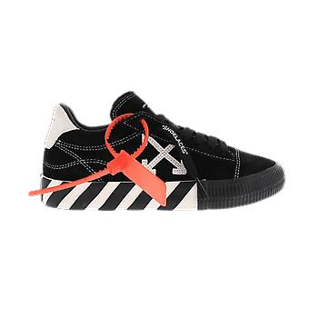 OFF WHITE New Arrow Low Vulcanized Black OWIA216E20LEA0011001 shoe