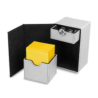 BCW Deck Vault Box LX (Holds 80 cards)