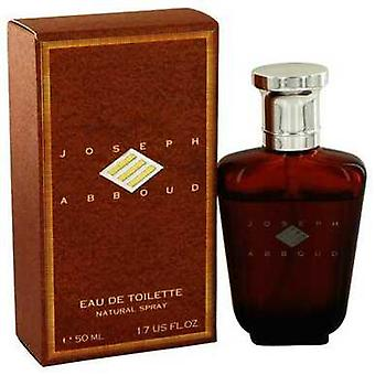 Joseph Abboud By Euroitalia Eau De Toilette Spray (80% Fill) 1.6 Oz (men) V728-414147