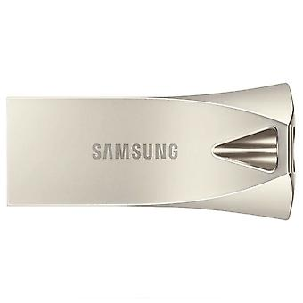 Samsung BAR Plus USB Flash Drives, Argent 32 Go