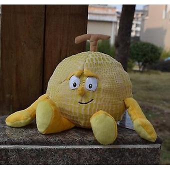 Watermeloen Bee Ladybird Lemon Mushroom Pineapple Starwberry Soft Pluche Doll Speelgoed