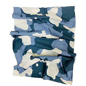 Urban Camo Motorcycle Neck Tube Face Mask Scarf Universal Fit Anti Bacterial