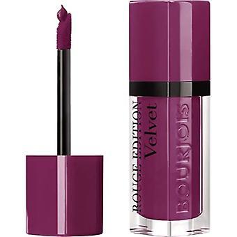 Bourjois Lip Rouge Edition Velvet Lipstick 6.7ml - Plum Plum Girl