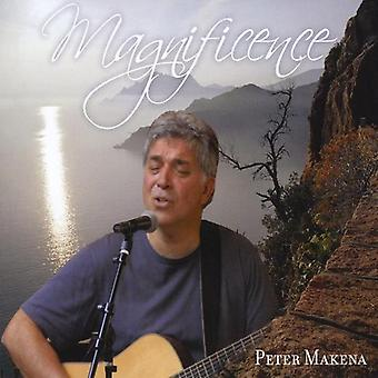 Peter - Magnificence [CD] USA import