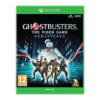 Ghostbusters The Video Game Remastered Xbox One Game