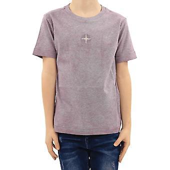 Stone Island T Shirt Roze MO741620850V1M86 Top
