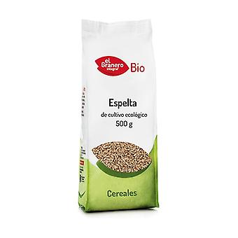 Orgaaniset spelttijyvät 500 g