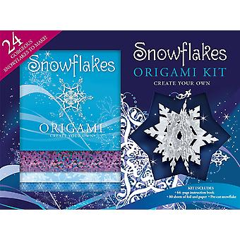 Gift Box: Snowflake Origami  Bounce Hinkler Non-Book