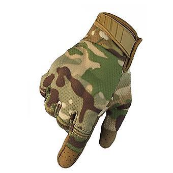 Men Full Finger, Touch Screen, Outdoor Sport Gloves