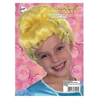 Princess wig Yellow Girls