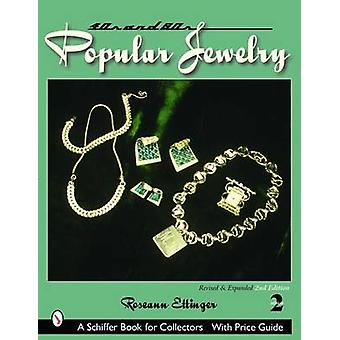 Forties and Fifties Pular Jewelry by Roseann Ettinger