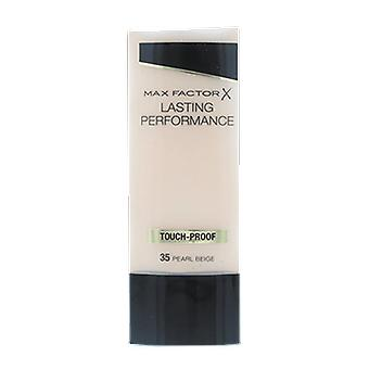 Max Factor Lasting Perform. Foundation #35 Pearl Beige 35ml