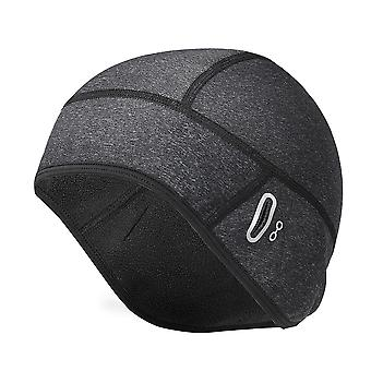 Cycling Skull Cap, Helmet Liner with Glasses Holes Windproof for Outdoor Sports