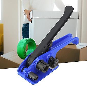 Manuelle Kunststoff-Stahl, Poly-Spanner-Bindemaschine für Umreifung Verpackungswerkzeug