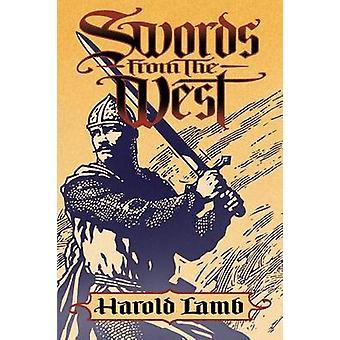 Miekat lännestä Harold Lamb - 9780803220355 Kirja