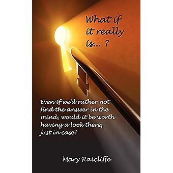 Tänk om det verkligen är...? av Mary Ratcliffe - 9781907211454 Bok