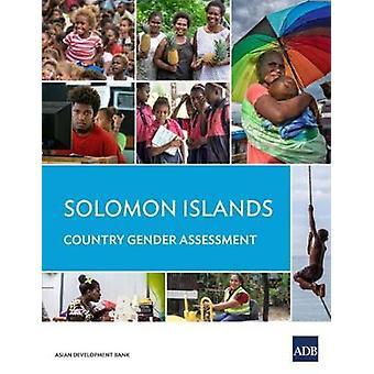Solomon Islands Country Gender Assessment by Asian Development Bank -