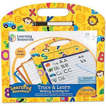 Lernressourcen Trace & Learn Writing Activity Set