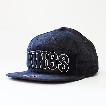47 Marke Nhl Los Angeles Kings Twill Wordmark Snapback Cap