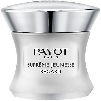 Crème contour des yeux Payot suprême Jeunesse Regard
