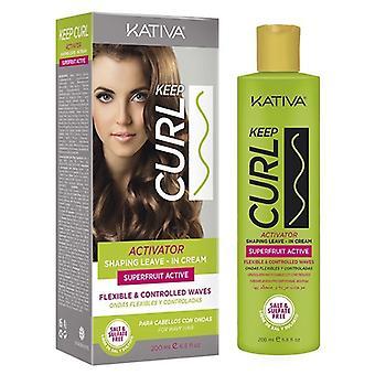 Kativa Crema Activadora para Rizos 200 ml