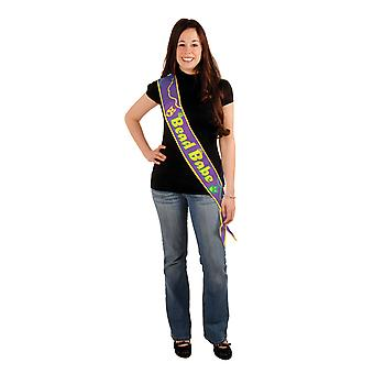 Bead Babe Satin Sash (Pack of 6)