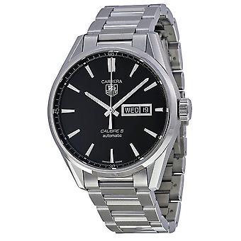Tag Heuer Carrera Automatic Black Dial Men's Watch WAR201A.BA0723