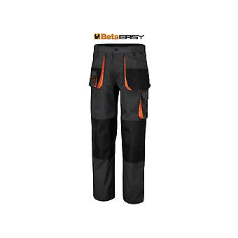 ביתא 079000900 7900 E/XS X/מכנסי עבודה קטנים בסגנון מרובה כיס אפור