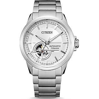 Citizen - Zegarek na rękę - Mężczyźni - NH9120-88A - Super Titanium
