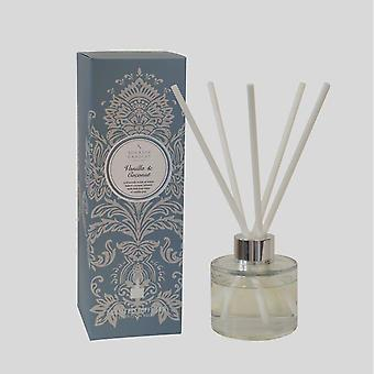 Shearer Kaarsen Home Fragrance Couture Collection Reed Diffusers 100ml Vanille & Kokosnoot