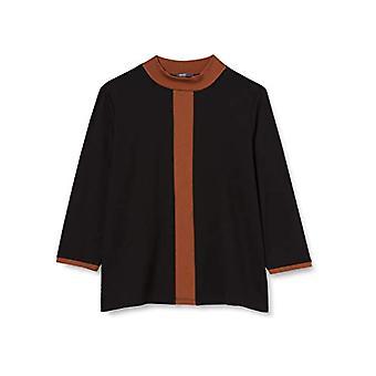 ESPRIT Collection 090eo1k312 T-Shirt, 225 / Toffee, XL Donna