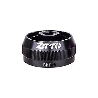 ZTTO الدراجات متعددة الوظائف BB9000 BBR60 DUB BSA30 FSA386 إزالة قفل حلقات تنفيذ تثبيت كأس دراجة أسفل قوس أداة
