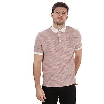Farah Castner Polo Shirt för män i vitt