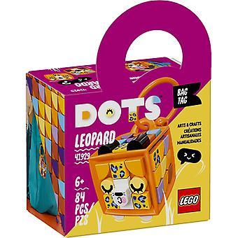 LEGO 41929 laukun ripustin leopardi
