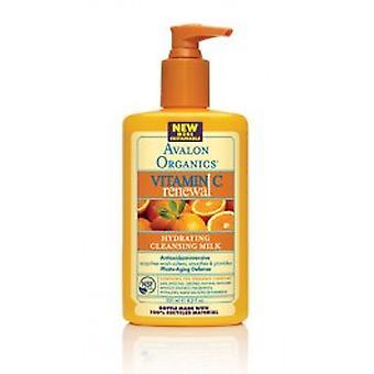 Avalon Organics - Vit C Hydrating Cleansing Milk 250ml